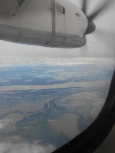 Flying Over the Amazon